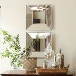 Tips To Decorate Homes With Beveled Mirror