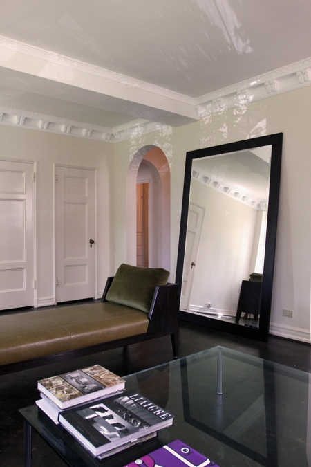 Magnificence of tall leaning mirrors for Black framed floor mirror