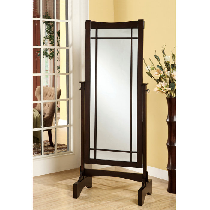 Floor length mirrors cheap floor mirrors large framed for Cool full length mirror