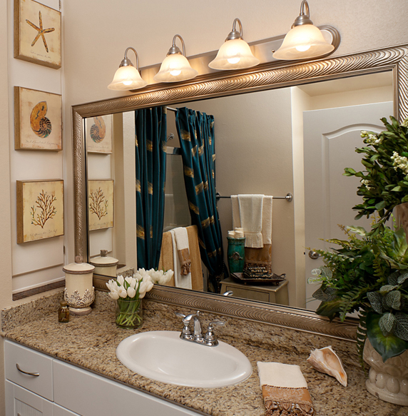 Frame Your Bathroom Mirror: Choosing An Appropriate Custom Sized Bathroom Mirror