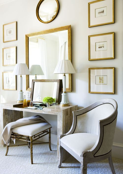 Image Result For Entryway Table And Mirror Set