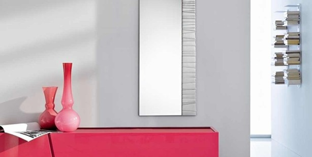 Large Wall Mirror tips on installing a large wall mirror
