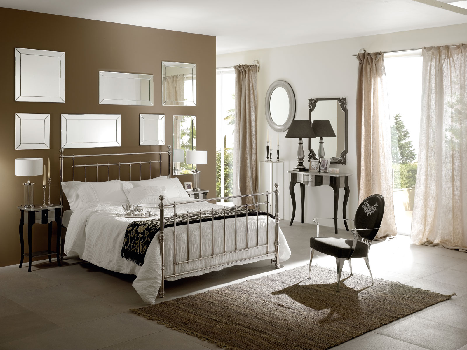 Bedroom Decor With Mirrors how to beautifully decorate a room with mirror