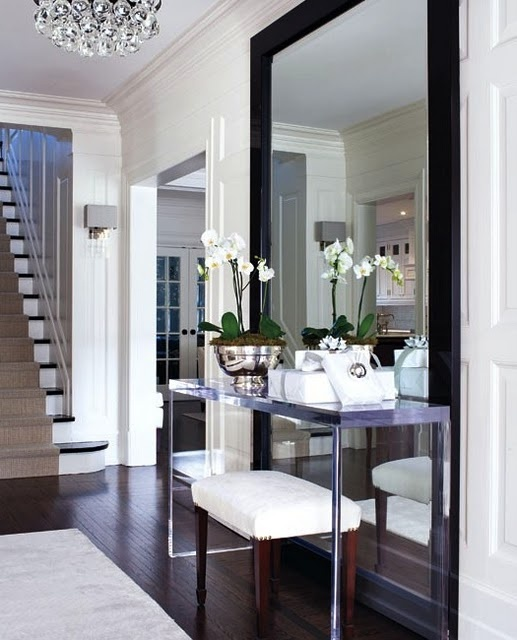 Stylish extra large mirrors for homes for Oversized mirror