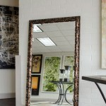 Using Mirrors to Create More Space