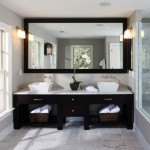 Create a Statement with Oversized Mirrors