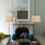 Inspiration: Mirrors in Contemporary Living Rooms